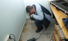 Põrandaaluse seisukorra uurimine boreskoobiga